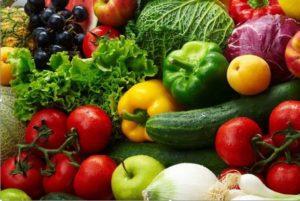 Fruits et légumes, Photo