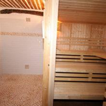 sauna jeûne