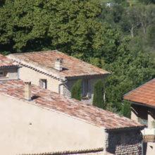 hameau toits
