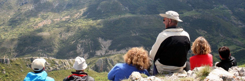 Randonnée au Montdenier