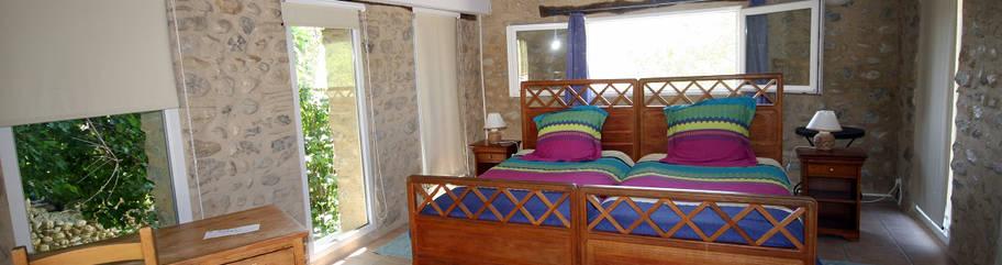 Les chambres du hameau, photo
